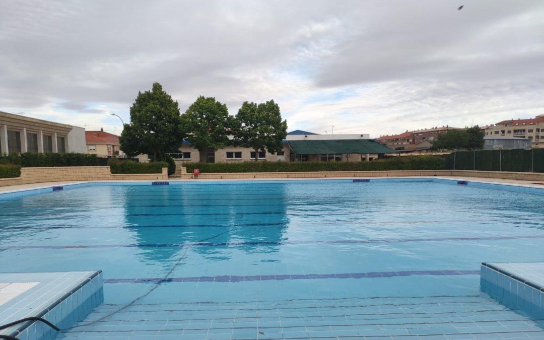 Apertura de las piscinas de verano