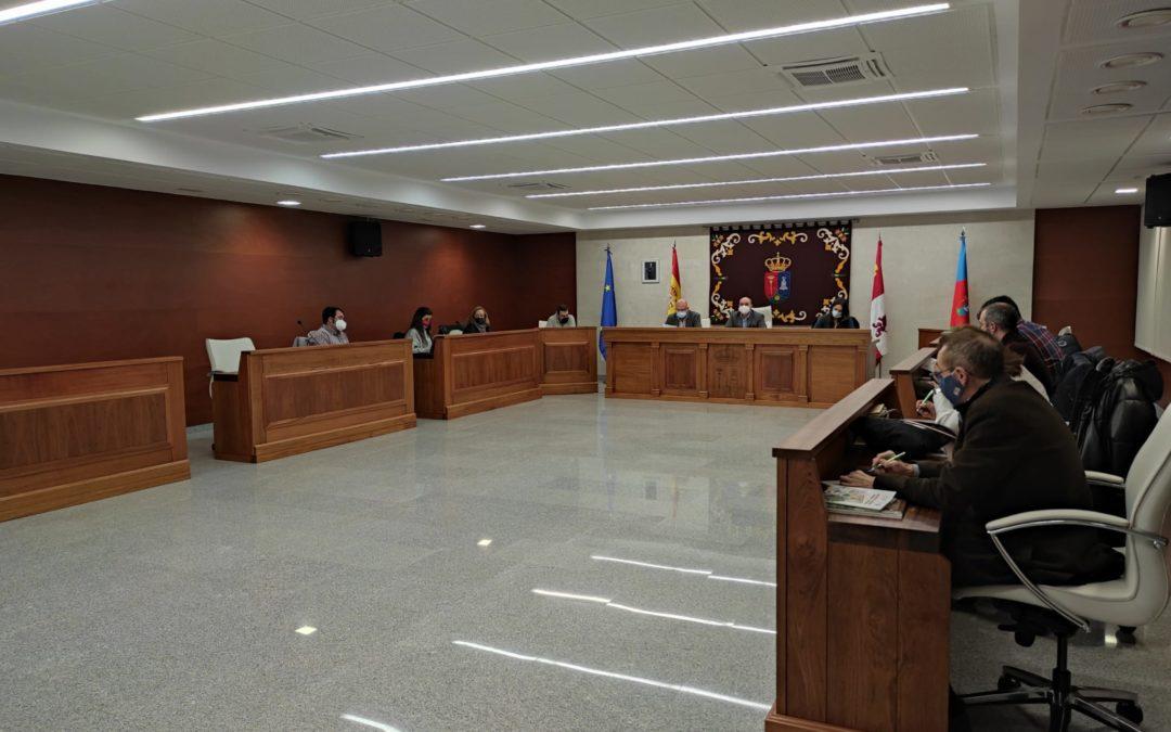 El pleno aprueba el presupuesto más alto de su historia 5.200.000 euros
