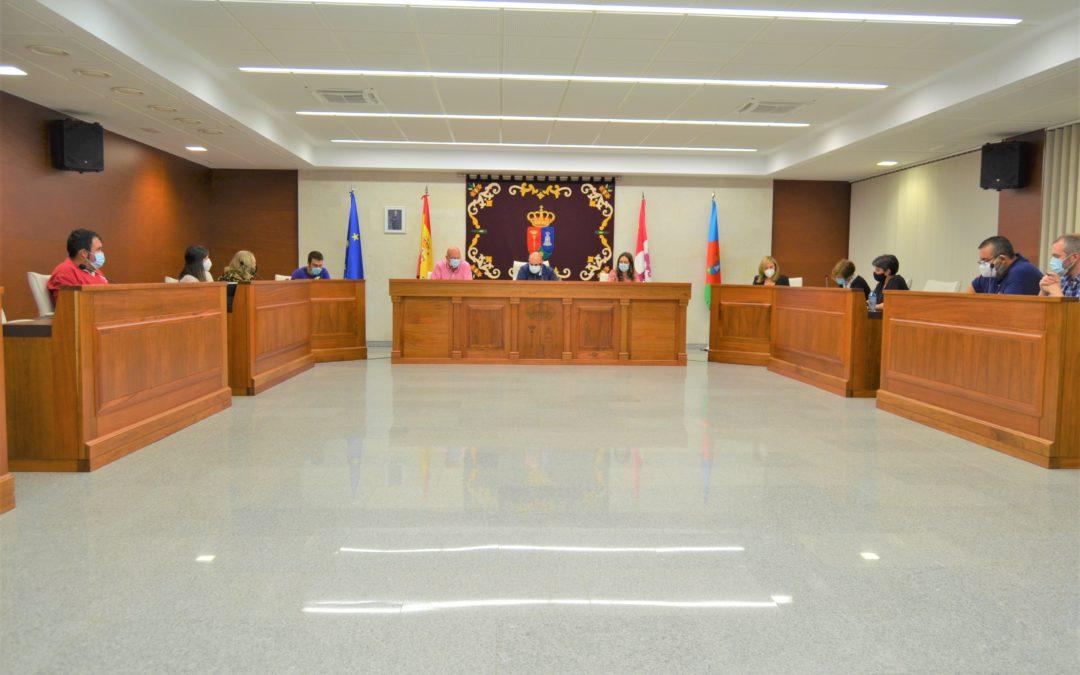 Información sobre el pleno del pasado 16 de septiembre